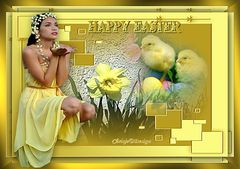 Les 25 Happy Easter