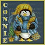 Stay Warm Penguin-Connie