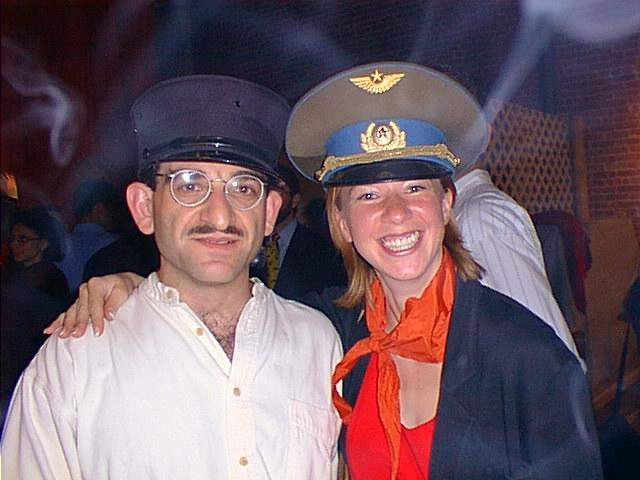 Vodka Boy and Alla Kliouka