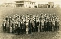 20-This is an old photo of a men's SS Class at First Baptist of Oneida