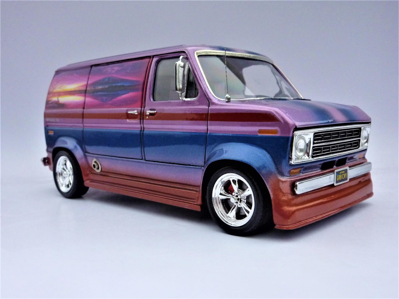 Van Ford Econoline terminé - Page 2 Photo40-vi