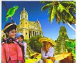 Lonely Planet Central America inside 2
