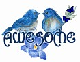 AWESOME BlueBirds