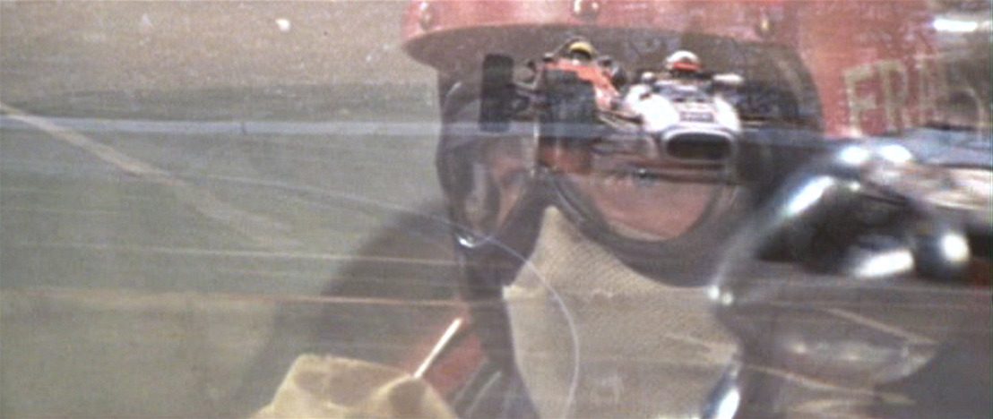 68 Indy 500 on Frank Capua's eyes