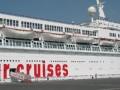 Oceanic at Civitavecchia 26 Jul 2005