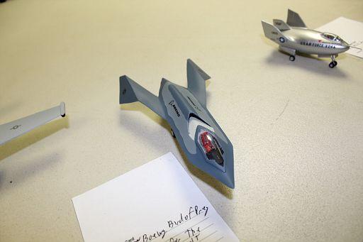 Boeing Brid of Prey HRifkin 2