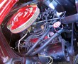 63 Sprint engine right