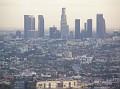 Downtown LA - dusk