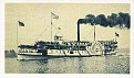 American Heritage Steamboats #24 T J  Potter 1888