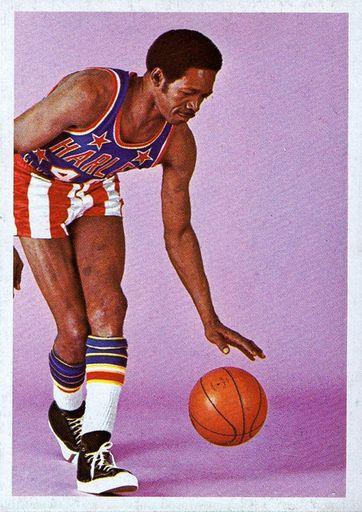 1971 Fleer Harlem Globetrotters #83 (1)