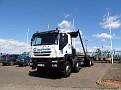 ST13 FFA   IVECO Trakker 450 8x4 Hook loader