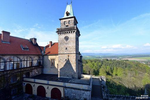 Zamek Hrubna Skala