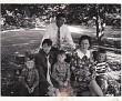 Alonzo Hamby and Family