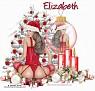 erryChristmas Elizabeth byClau-vi