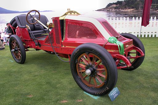 1907 Renault AI 35-45 HP Vanderbilt Racer, Robert Kauffman, Charlotte, North Carolina DSC 2331 -1