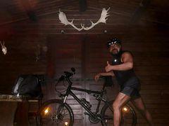 Trockener Schutz in der Jagdhütte