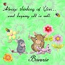 Bonnie  Sew thinking of you
