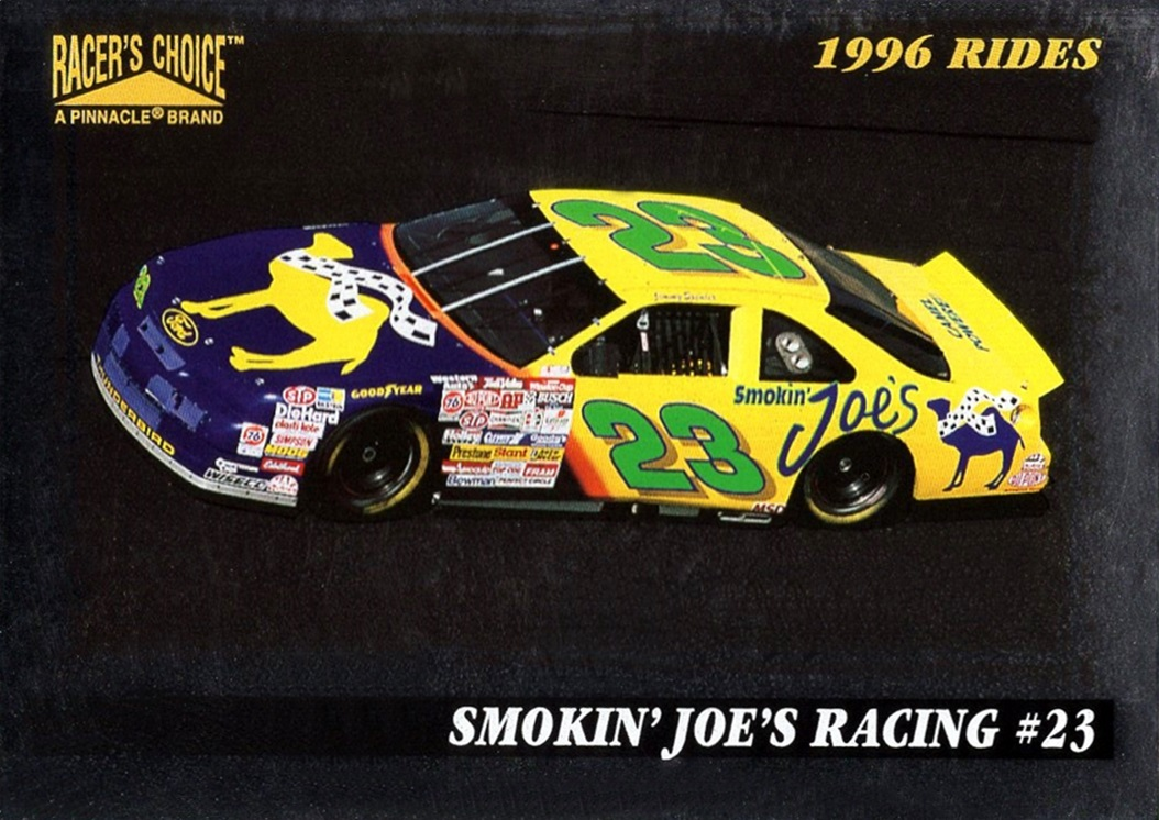 1996 Racer's Choice Speedway Collection #031 (1)