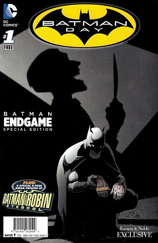 Batman Day #1 Barnes & Noble Edition