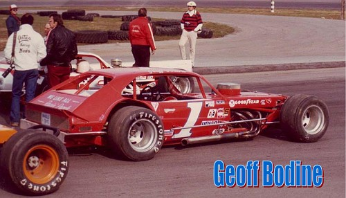 Photo Geoff Bodine 1 Vintage Modifieds The Pinto