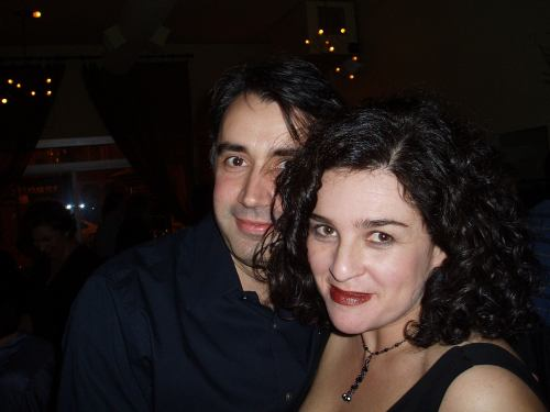 Me and Boo, March 2004