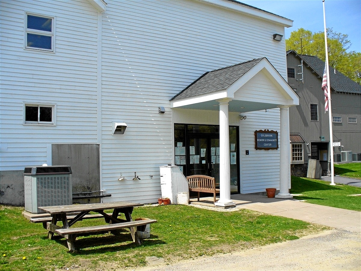 COLEBROOK CENTER - SENIOR & COMMUNITY CENTER
