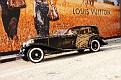 1930 BOS Rolls-Royce Phantom II Town Car owned by The Nethercutt Collection Vuitton