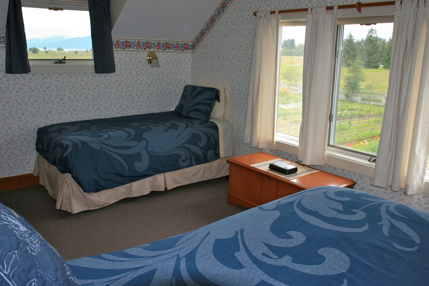 Fairweather Room with Icy Strait view