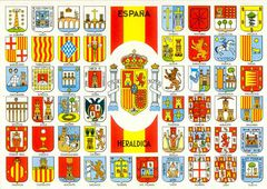 00- Spain Provinces Flags