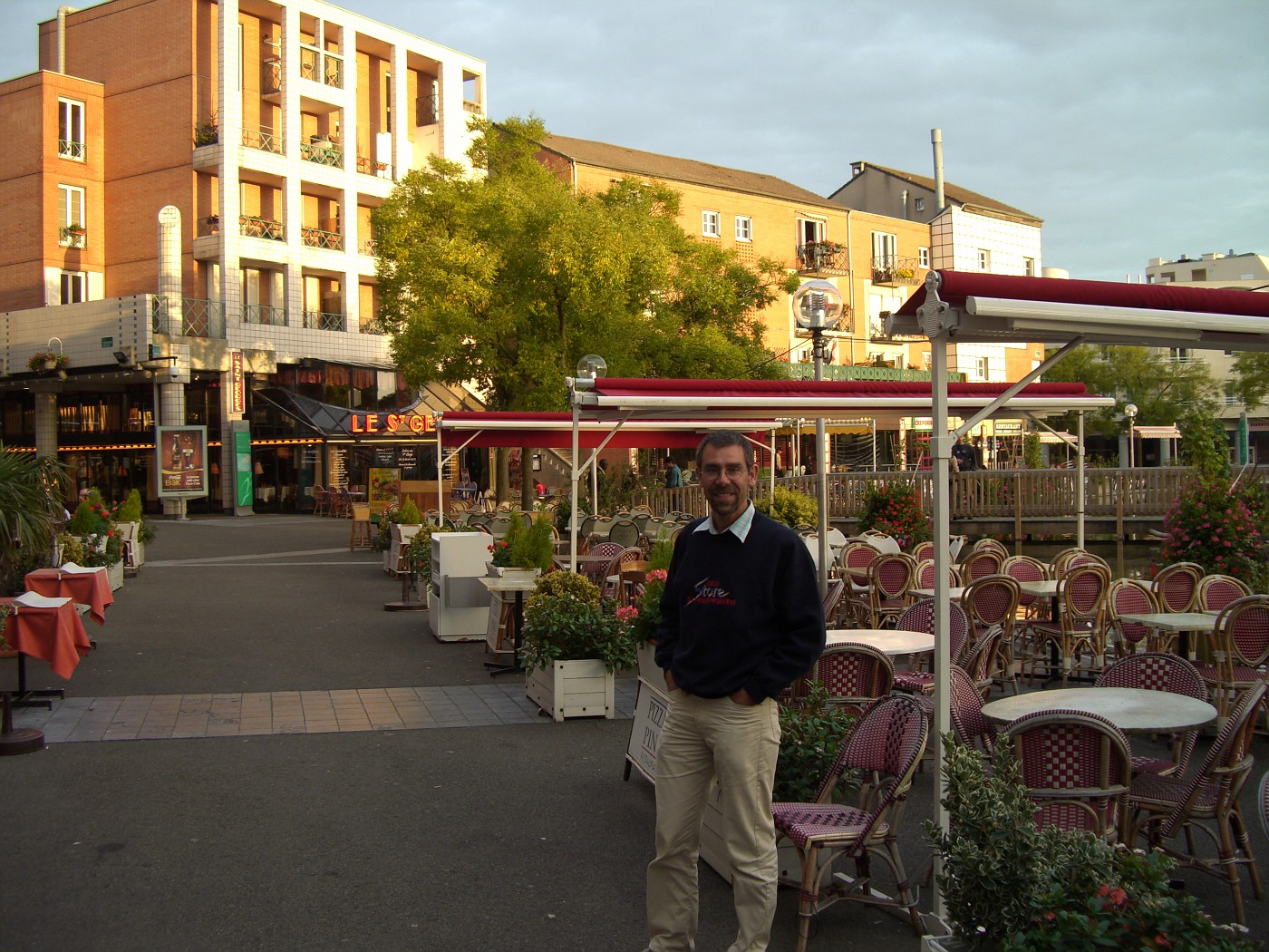 Andreas in Guyancourt