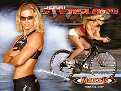 Jessi Stensland for Maxxis