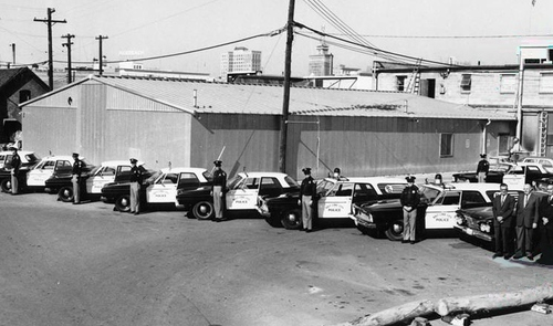 UT- Salt Lake City Police 1962 Plymouths