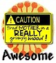 1Awesome-caution