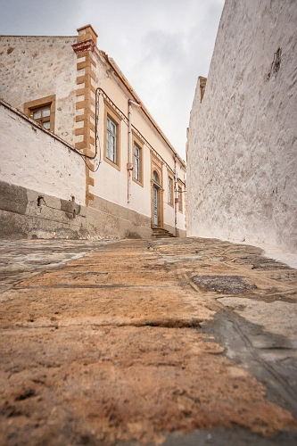 Streets of Chora