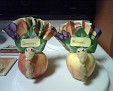 Thanksgiving place card holders
