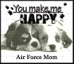 Air Force Mom-gailz-puppies in love