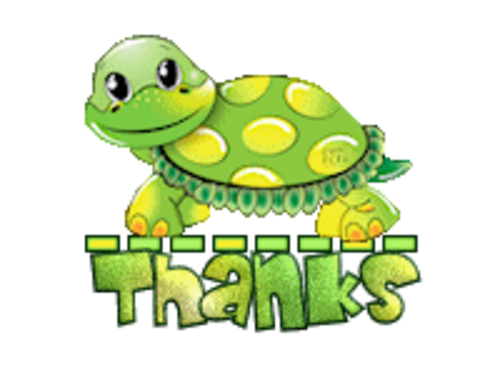 Thanks - CuteTurtle