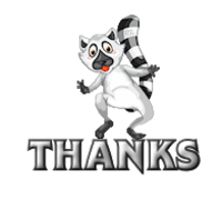 Thanks - RaccoonStepOnName
