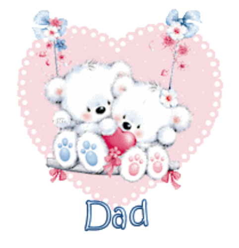 Dad - ValentineBearsCouple
