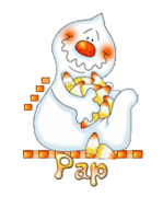 Pap - CandyCornGhost