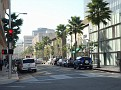 Rodeo Dr, Beverly Hills,Los Angeles.