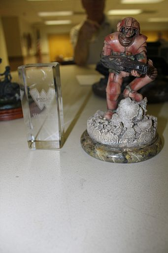 2010 Space Borne Figure VinceB 2
