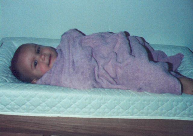 On the Changing Table