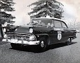 MD- Baltimore Police 1955 Ford