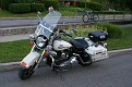 MI- Traverse City Police Harley