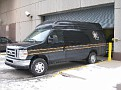 MI- Wayne County Sheriff 2011 Ford van