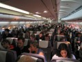 Full House going to Charles De Gaulle airport in Paris.