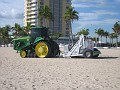 Cleaning the Beach in Ft  Lauderdale, Florida Day 4