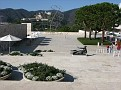 A Day at the Getty Museum in Los Angeles, CA.