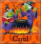 2 Green WitchCarol